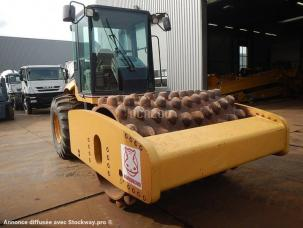Compacteur mixte Caterpillar CP663E