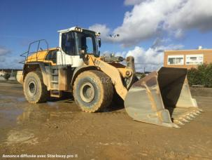 Chargeuse  Liebherr L566