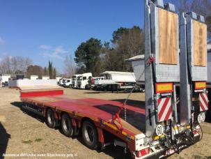 Porte-engins MAX Trailer MAX 100