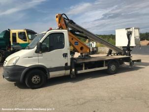 Nacelle Iveco Daily