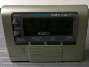 Dateur ou horodateur DYMO Datemark 47002