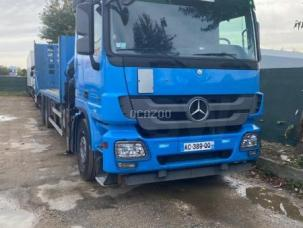 Porte-engins Mercedes Actros