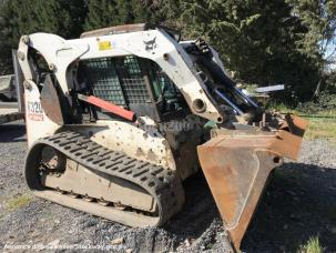 Chargeuse  Bobcat T320