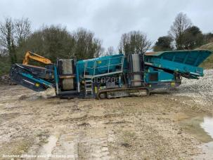 Crible Powerscreen Warrior 1400