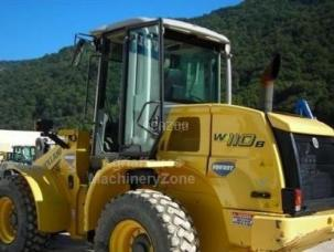 New Holland W110B