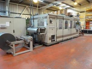 2002 TFT FCS 750 Thermoforming Machine